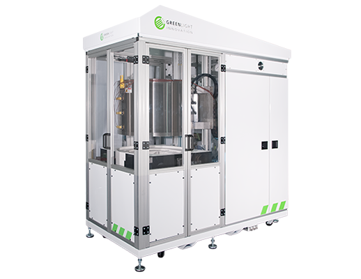 Solid Oxide Fuel Cell SOFC Test Station