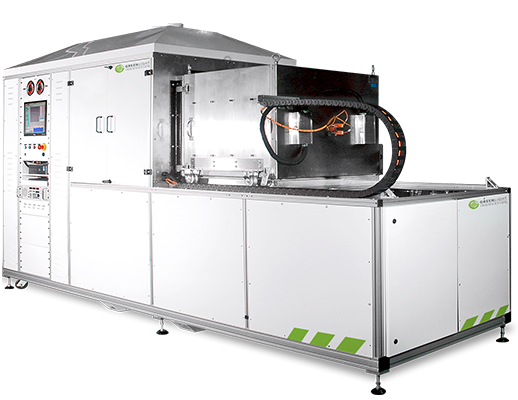 Solid Oxide Fuel Cell Stack Test Station X500