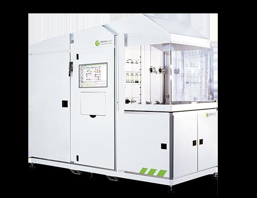 Electrolyzer Testing Station