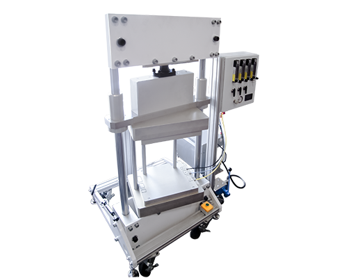 Fuel Cell Assembly Press