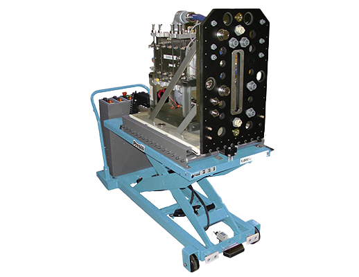 Fuel Cell Lifting Device